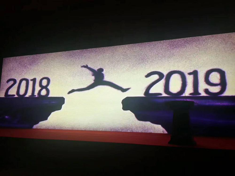 """""""合力精耕,共创未来""""2019年南飞•鑫源公司年会盛典圆满举办!(图8)"""