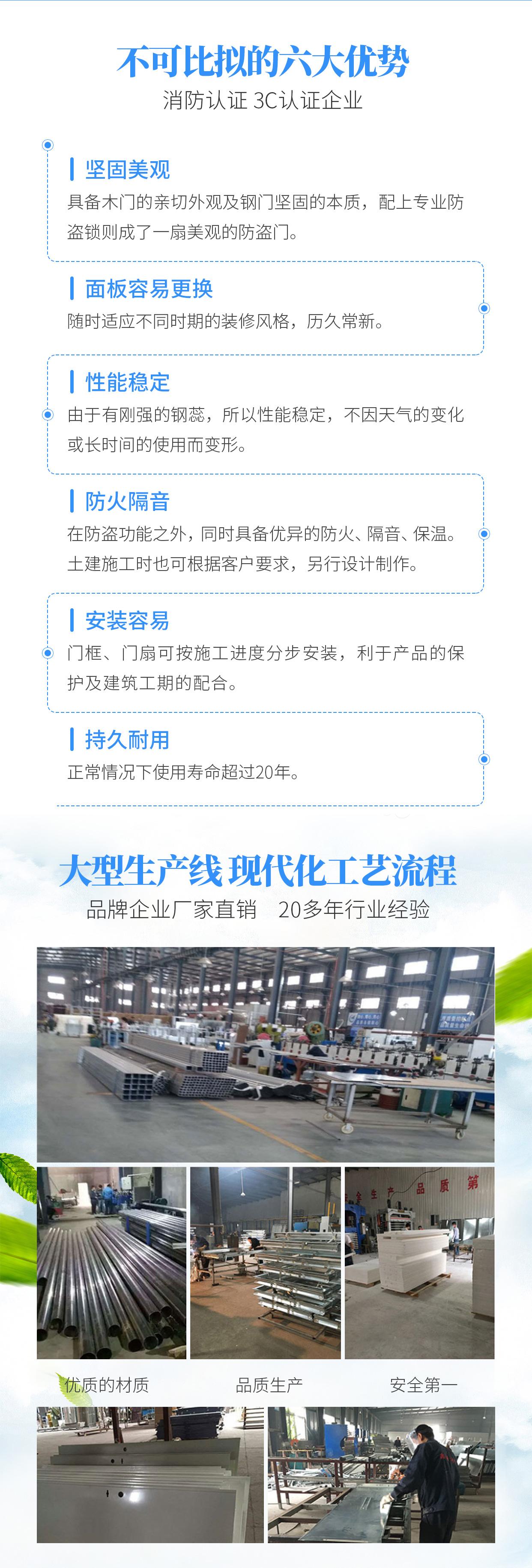 """木艺烤漆防火门—认准""""南鑫"""",厂家直销,质优价廉!(图19)"""