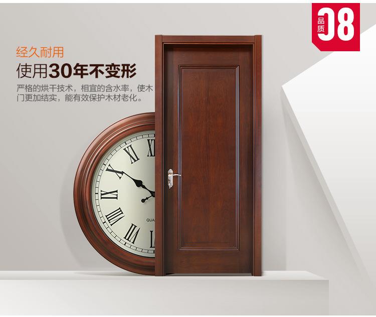 防火实木复合烤漆门_认准南鑫品牌专业生产厂家(图16)